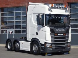 standaard trekker Scania S500 6x2/4 Highline - Full air - Buffl interior - Navi - Retarder 2019