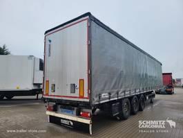 schuifzeil oplegger Schmitz Cargobull Semitrailer Curtainsider Standard 2012