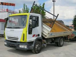 kipper vrachtwagen > 7.5 t Iveco EuroCargo 80 E 18 2-Achs Kipper Meiller 189tkm 2007