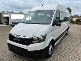 touringcar MAN TGE 5.180 4x2 SB Kleinbus 16+1 Sitzplätze 2019