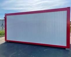 kantoor woonunit container Vamiro Container, 20