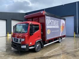 schuifzeil vrachtwagen Nissan NT500 75.18 SLECHTS 52.000KM EURO6 2015