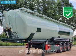 silo oplegger SPITZER SK2760CAL 3 axles 60.000 Ltr / 1 / Kipp Silo 2005