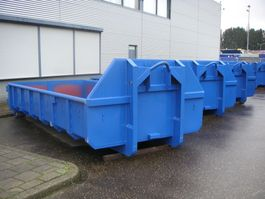 dry standaard zeecontainer 10 CUUBS HAAK CONTAINERS NIEUW !!!