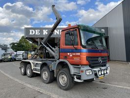 containersysteem vrachtwagen Mercedes-Benz 4144 K 8x4 ONLY 145.000 Km !!! LIKE NEW !!! 2006