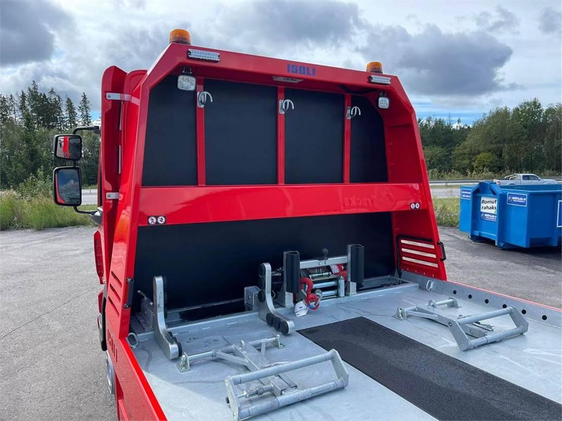 takelwagen-bergingswagen-vrachtwagen DAF 260 FA 2021