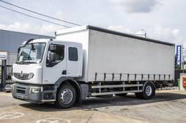 huifzeil vrachtwagen Renault Premium 310 DXI+E5+DHOLLANDIA+AUTO ECOLE/schule/school 2010