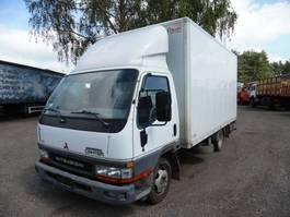 bakwagen vrachtwagen Mitsubishi bakwagen 2002