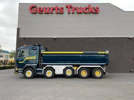 kipper vrachtwagen Scania G490 10X4/6HSZ KIPPER/TIPPER 2014
