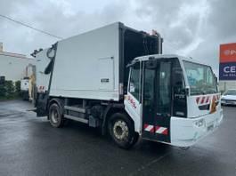 vuilkar camion Renault Premium 280 DCi PUNCHER Müllwagen Faun Garbage 2008