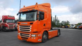 standaard trekker Scania G450 Highline (Retarder) 2014