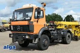 standaard trekker Mercedes-Benz 1729 AK 4x4, Allrad, ABS, nur 42.000km, Klima 1992