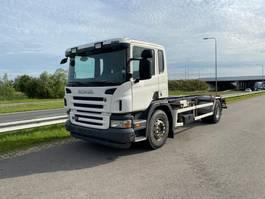 overige vrachtwagens Scania P280 280DB 4X2 HNA 2012