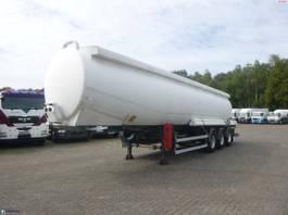 tankoplegger General Trailers Fuel tank alu 40,2 m3 / 9 comp 2002