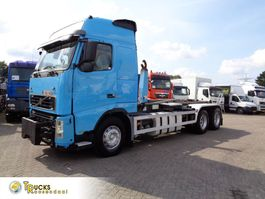 containersysteem vrachtwagen Volvo FH 12 + Manual + 6X2 + BLAD-BLAD + Hook system 2003