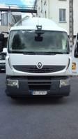 bakwagen vrachtwagen Renault Premium 280 SILO/LAADBOX 2008