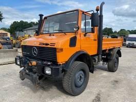 overige vrachtwagens Mercedes-Benz Unimog U 1450