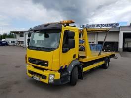 autotransporter vrachtwagen Volvo FL 240 FL 2011