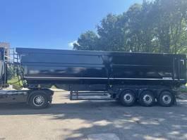 kipper oplegger Schmitz Cargobull Staal Kipper  SCB S3D 2020
