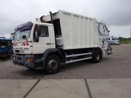 vuilkar camion Steyr 18s28 GARBAGE TRUCK 1999