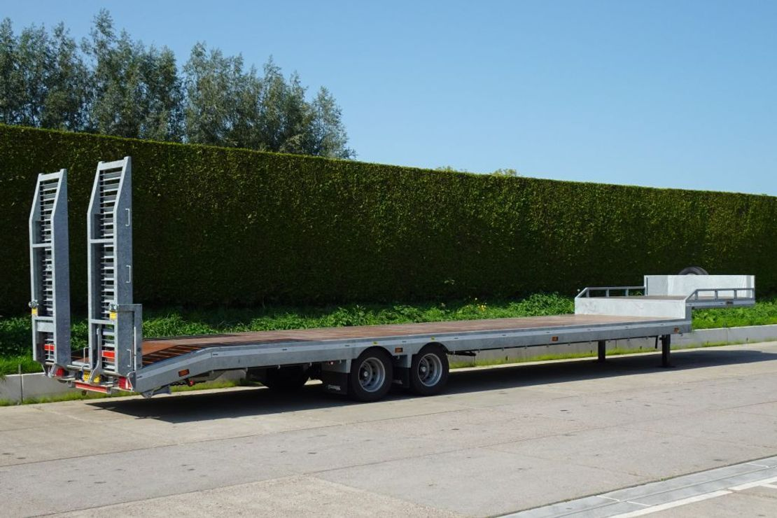 semi dieplader oplegger Veldhuizen 17,0-tons Semi-dieplader oplegger 2020