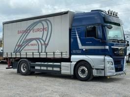 wissellaadbaksysteem vrachtwagen MAN TGX 18 18.480LL XXL AWL Wechselsystem + Pritsche 2015