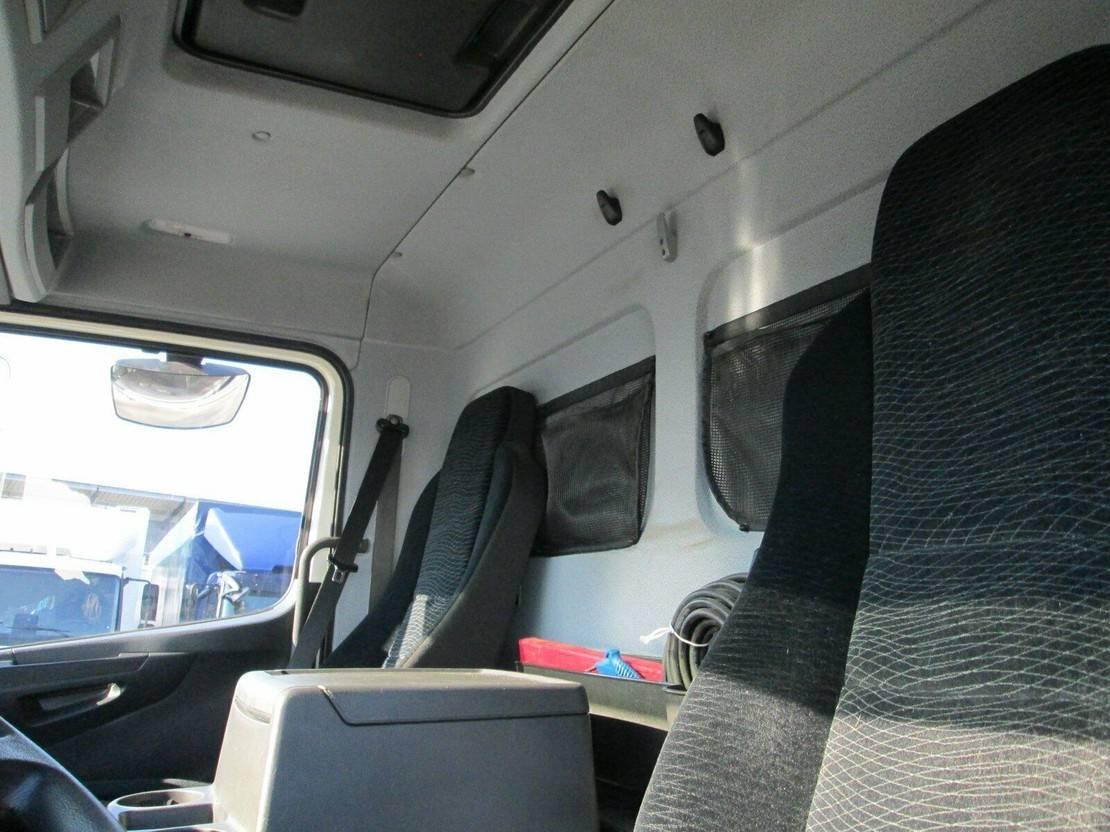 chassis cabine vrachtwagen Mercedes-Benz Atego 1530 L Fahrgestell bis 7,6 m Aufbau*Klima 2014