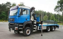 kraanwagen MAN TGA 33 410 6x6 Palfinger PK 26502 Crane Kran 2004
