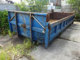 overige containers All-in CONTAINERBAK / HYDRO ZIJKLEP / KABEL NCH