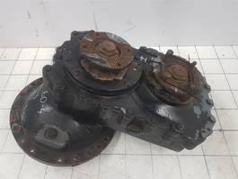 versnellingsbak equipment onderdeel Kessler Dropbox Diff as 3 Faun ATF 60-4