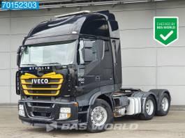 standaard trekker Iveco Stralis 500 6X4 Hydraulik EEV 2012