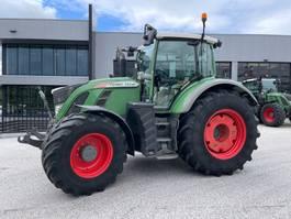 standaard tractor landbouw Fendt 724 Vario Profi Plus 2015