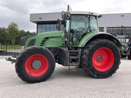standaard tractor landbouw Fendt 936 Vario 2007