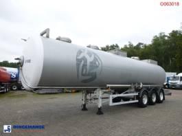 tankoplegger MAISONNEUVE Chemical tank inox 34.2 m3 / 1comp 2003