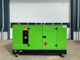 generator SDMO JS60 John Deere Leroy Somer 60 kVA Supersilent generatorset 2000