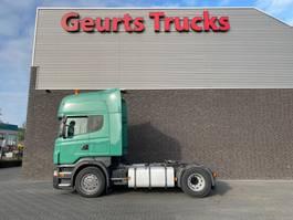 standaard trekker Scania R420 4x2 TREKKER/TRACTOR/SZM 2007