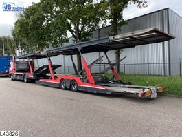 auto transporter aanhanger Lohr Multilohr EURO 5 EEV, Lohr, Multilohr, Retarder, Combi 2004