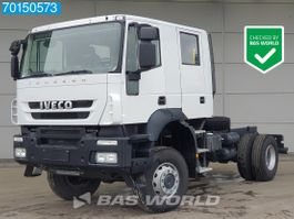 standaard trekker Iveco Trakker 380 4X4 NEW / Unused! 4x4 Big-Axle Steelsuspension Euro 3 2013