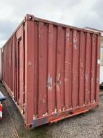 opslag zeecontainer All-in Zeecontainer gebruikt