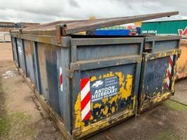 overige containers All-in Afzetcontainer gebruikt met hydraulisch deksel