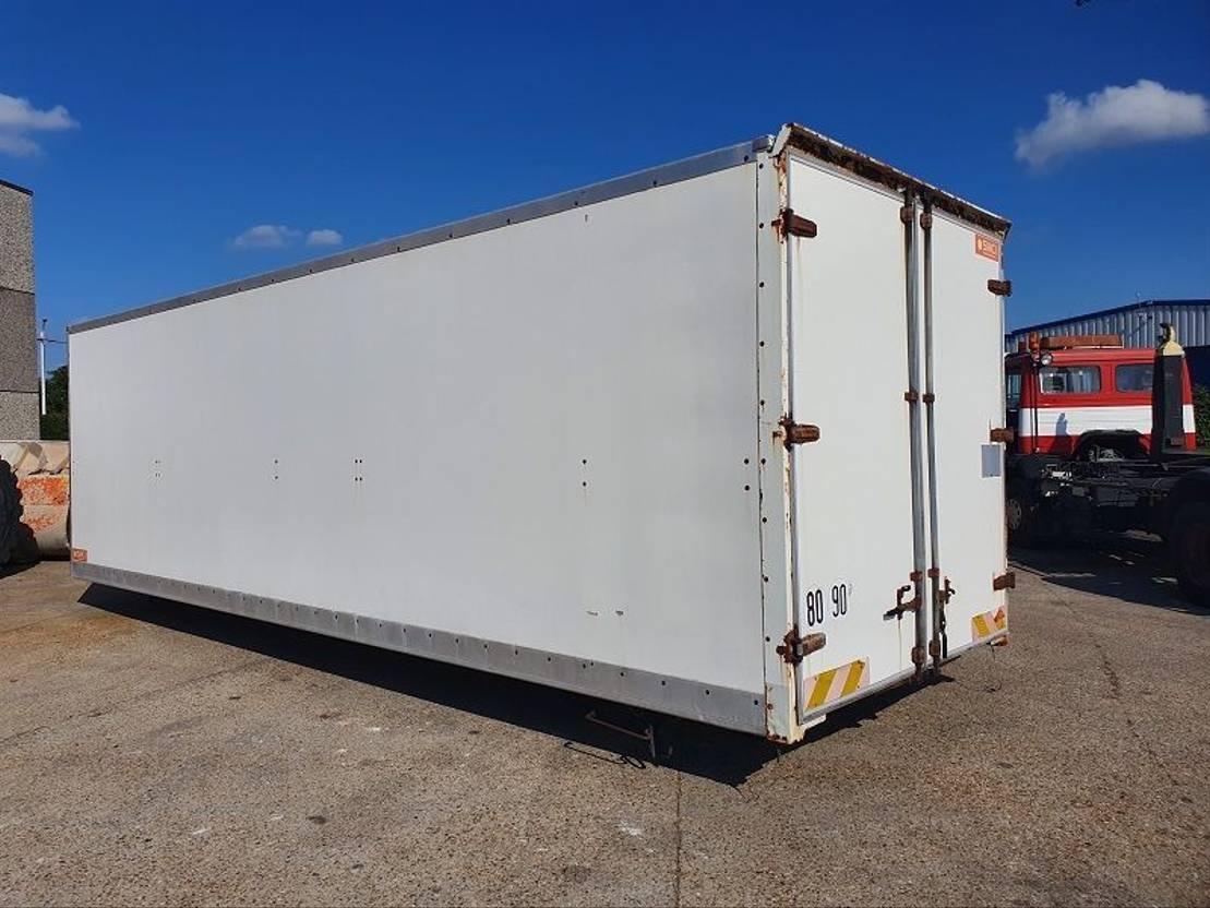 overige truck uitrusting Diversen gesloten kast