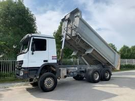 kipper vrachtwagen Mercedes-Benz Actros 3341 6x6 Manual Gearbox 170.000km LIKE NEW !!! 2007