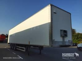 gesloten opbouw oplegger Fruehauf Semitrailer Dryfreight Standard Roldeur 2008