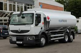 tankwagen vrachtwagen Renault Premium 320 DXI Tank /18000l/5 Kammern/ADR 2009