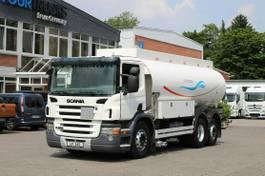 tankwagen vrachtwagen Scania P320 Tank 6x2 /18000l/5 Kammern/Lenkachse/ADR 2010