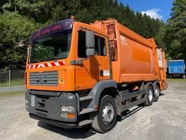 vuilkar camion MAN 26.310 TGA ** Schörling 3R II / Schüttung **