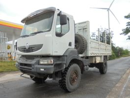platform vrachtwagen Renault Kerax 330 4X4 2014