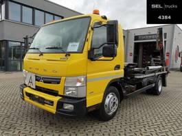 containersysteem vrachtwagen FUSO 9C18 / Nutzlast: 4.170 Kg