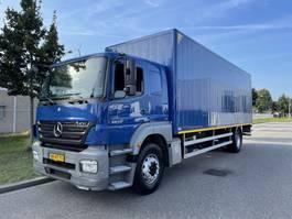 bakwagen vrachtwagen Mercedes-Benz 1824 L Axor only 297.000 km !!! 2008