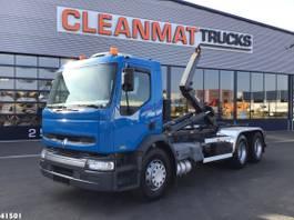 containersysteem vrachtwagen Renault Premium 320 DCI Manual Just 158.791 km! 2002